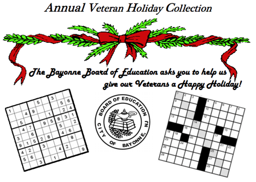 Annual Veteran Holiday Collection