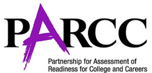 PARCC Logo- Partnership for Assessment of Readiness for College and Careers