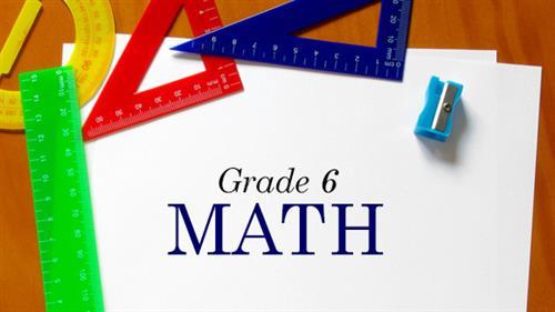 Math / Grade 6
