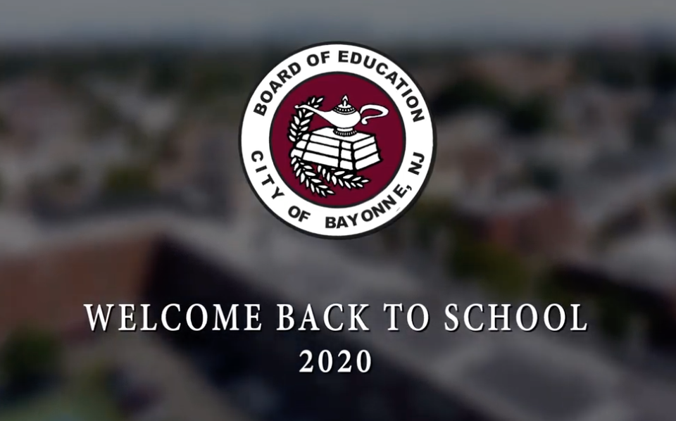 Welcome Back From Superintendent Niesz