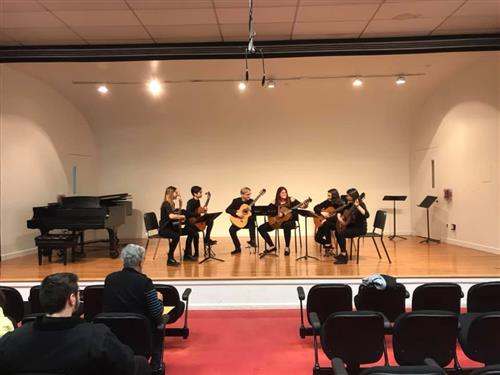 Honors Ensemble at NJCU