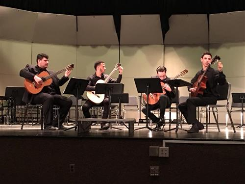 Honors Quartet