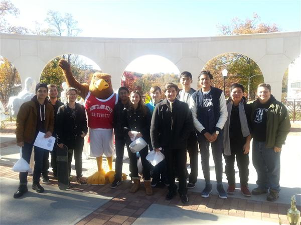 BHS Latin students attend Classics Day at Montclair State University